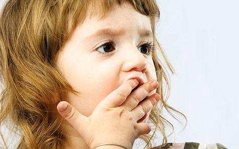 Criança que demora para falar